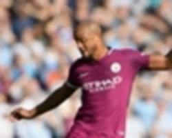 Kompany see improvement over last season for Manchester City
