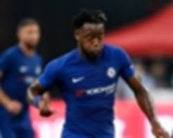 Chelsea boss Conte hints at starting Batshuayi over £70m man Morata