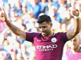 Brighton 0-2 Manchester City - PLAYER RATINGS: