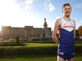 Tom Bosworth hits back as he aims for race walk gold