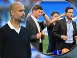 What you may have missed from Brighton v Manchester City