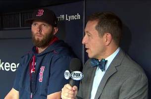Dustin Pedroia discusses his timetable for Red Sox return with Ken Rosenthal