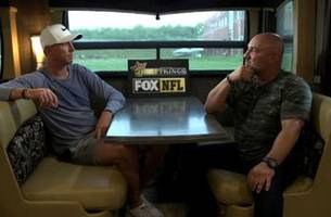 matt ryan joins the jay glazer bus to discuss the epic super bowl collapse and more