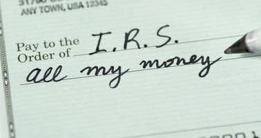 IRS Reports 40% Surge In People Underpaying Their Tax Bills