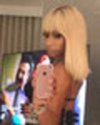 nicki minaj unleashes 'magical booty' in dirtiest picture ever
