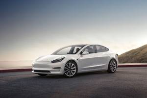 The Tesla Model 3 should have a heads-up display