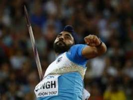 World Athletics: India's Davinder Singh kang to play in men's javeline throw final today