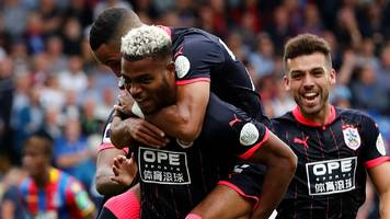 huddersfield make dream start in premier league