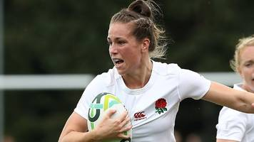 scarratt captain as england make 10 changes for italy game
