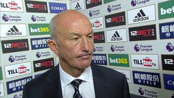west brom 1-0 bournemouth: tony pulis lauds jay rodriguez impact since joining