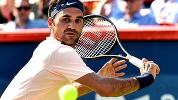 Rogers Cup: Roger Federer beats Robin Haase in Montreal semi-finals
