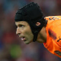 cech hails 'beautiful' leicester game
