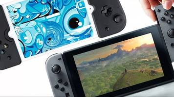 Is The Nintendo Switch A Knockoff Of Mobile Gaming Controllers?