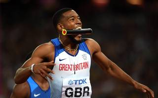Britain win relay gold to upstage beaten Bolt and Farah