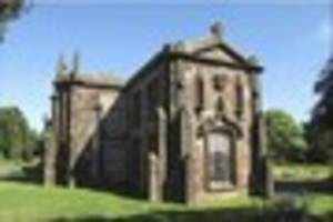 Here's your chance to live in an impressive North Staffordshire...