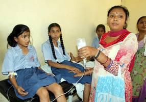 Sixty children die in Indian hospital amid furore over oxygen supplies