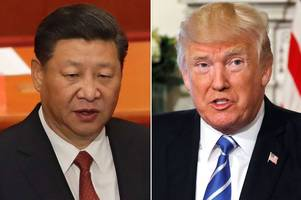china's pm warns donald trump and kim jong-un to calm down over hostile words and actions