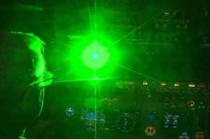 laser pens face ban after spate of attacks on pilots threaten airline safety