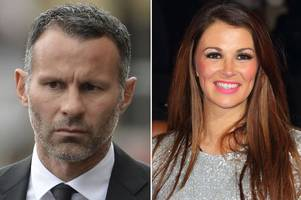 ryan giggs' council house jibe to manchester city fan who mocked him about fling with sister-in-law