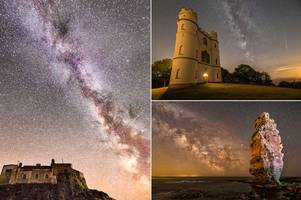 What time is the Perseid meteor shower 2017? Here's where in the UK you can see the shooting stars spectacle tonight