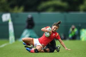wales women make two changes for key rugby world cup clash, with olympian jasmine joyce missing out