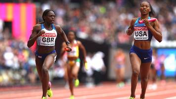 World Athletics Championships 2017: GB women qualify for 4x100m final
