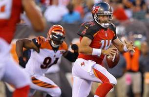 ryan fitzpatrick makes good first impression in bucs preseason loss to bengals