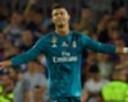 Ronaldo could miss up to 12 matches for shove on referee