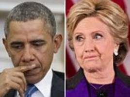 Obama and Clinton condemn Charlottesville violence