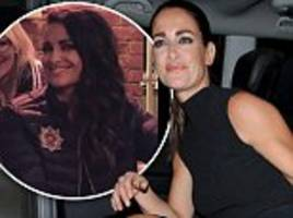 Sky Sports Kirsty Gallacher 'detained for drink-driving'