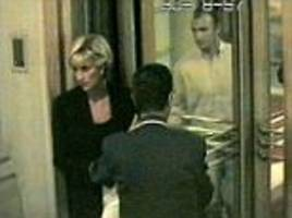 former spy blasts paris ritz on the night of diana's death