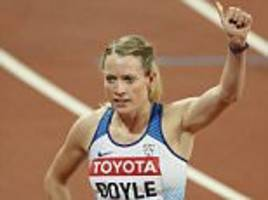Eilidh Doyle defends Great Britain medal performance