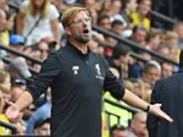 Jury is still out for Jurgen Klopp's defence at Liverpool