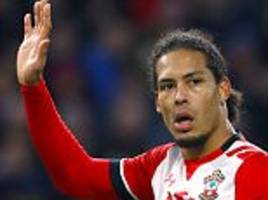 liverpool lack leaders and need for £60m virgil van dijk