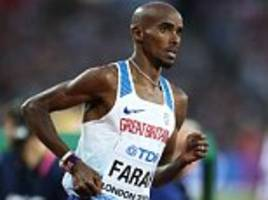 mo farah blasts critics trying to 'destroy his legacy'