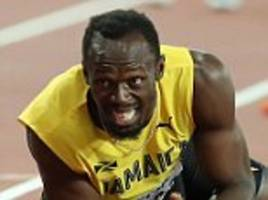Usain Bolt's injury in final race was 'horrible', says Coe
