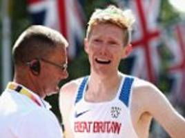 World Championship disqualification for Tom Bosworth