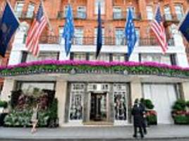 Top London hotels are blacklisted over Qatari links