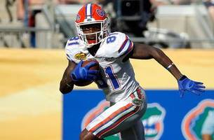 Florida suspends WR Antonio Callaway, 6 others for opener against Michigan