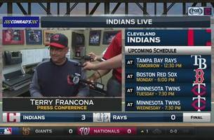 tito on indians' throwbacks: 'i work too hard to look this silly'