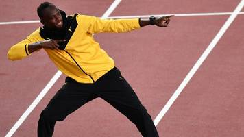 Usain Bolt says final goodbye to athletics at World Championships in London