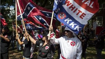 White supremacy: Are US right-wing groups on the rise?