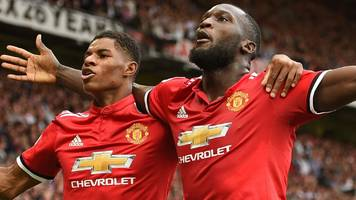 £75m Lukaku fires Man United to 4-0 win