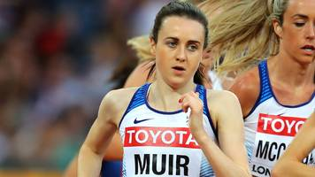 laura muir to miss 2018 commonwealth games because of veterinary medicine exams