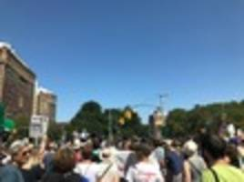 NYC Vigils & Rallies Planned In Response To Charlottesville White Supremacists