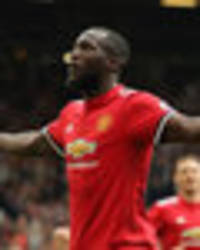 Manchester United 4 West Ham 0: Lukaku lays down marker for title rivals