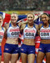 world athletics championships 2017: great britain win silver and bronze in 4x400m relay