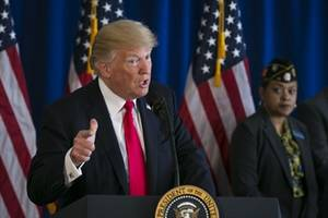 Trump faulted for not explicitly rebuking white supremacists