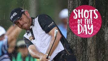 US PGA Championship 2017: Oosthuizen, Kuchar and & Wood in best shots from day three