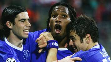Which player is like a young Drogba? Check out Garth's team of the week